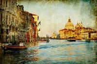 tablou venetia, vintage, italia (163)