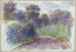 Tablou canvas renoir - country lane
