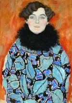 tablou Gustav Klimt - johanna staude