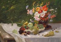 tablou alois zabehlicky - still life, 1946