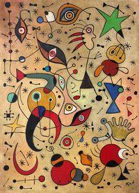 tablou joan miro (1)