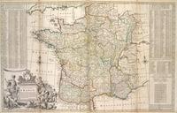 tablou france, 1736