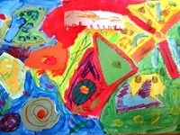 tablou abstract art (817)
