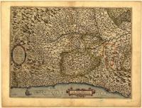 tablou tablou harta antica (229)