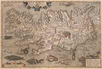 tablou Islanda, 1590