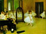 Tablou canvas degas - dancers 1