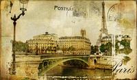 tablou Paris, Vintage (11)