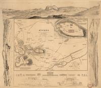 tablou athens, greece, 1832