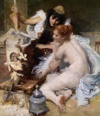 tablou scene life, (253)