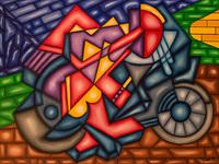 tablou abstract art (812)