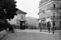 tablou bucuresti (9), vintage
