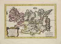 tablou Islanda, 1667