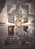 Tablou canvas salvator dali - 202