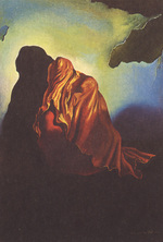 Tablou canvas salvator dali - 43