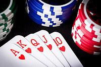 Tablou canvas poker (10)