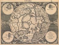 Tablou canvas Polul Nord, 1630