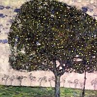 Tablou canvas Gustav Klimt - stencil 2 (1916)
