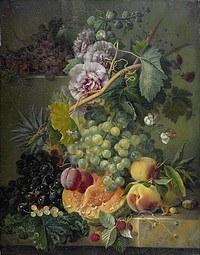 tablou flori, reproducere pictura (113), 1816