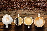 Tablou canvas cafea (305)