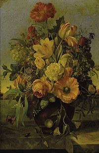 tablou flori, reproducere pictura (97)