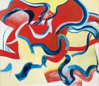 tablou de kooning - untitled xv