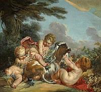 tablou francois boucher - osen
