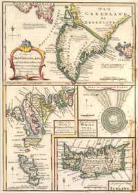 tablou Islanda, 1750 (2)