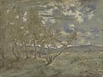 tablou theodore rousseau - landscape