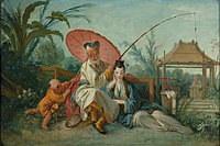 tablou francois boucher - theme