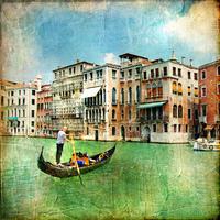 tablou venetia, vintage, italia (161)