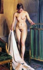 tablou nud, 54