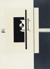 Tablou canvas el lissitzky - proun. 1st kestner
