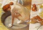 tablou 1886  edgar degas - le tub (2)