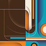 Tablou canvas abstract art 283