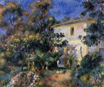 tablou Renoir - algiers landscape, 1895