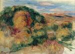 tablou renoir - landscape, 1910 14 01