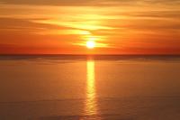 Tablou canvas apus de soare (130)