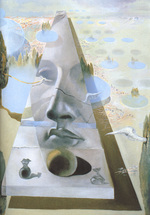 Tablou canvas salvator dali - 318