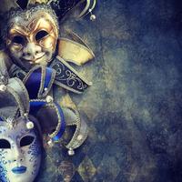 tablou masca, vintage (5)