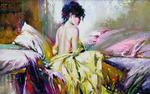 tablou nud 44