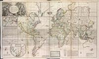tablou the world, 1719