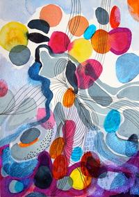 tablou abstract art (818)