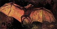 Tablou canvas van gogh - flying fox