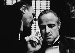 tablou don vito corleone ,the godfather (2)