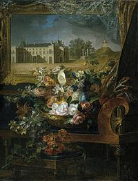 tablou flori, reproducere pictura (117), (1844)