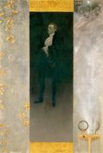 Tablou canvas Gustav Klimt - josef lewinsky carlos