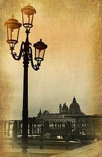 Tablou canvas venetia, vintage, italia (153)