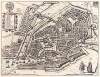 tablou hamburg, 1592
