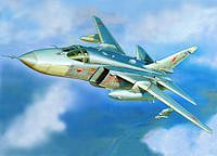 Tablou canvas avion su 24