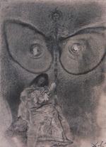 Tablou canvas salvator dali - 268